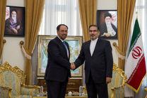 «علی شمخانی» با وزیر امور خارجه افغانستان دیدار کرد