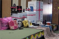 اهدای ۲۶ بسته کالای اساسی به خانوارهای نیازمند
