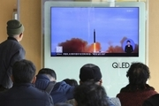 کره شمالی چند موشک کوتاه برد را به سمت دریا شلیک کرد