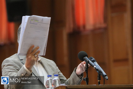 سومین جلسه دادگاه رسیدگی به اتهامات محمد امامی و ۳۳ متهم دیگر