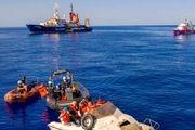 جان باختن ۱۰۰ مهاجر بر اثر غرق شدن دو قایق در سواحل لیبی