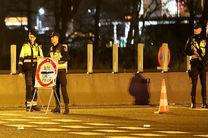 فرانسه 100000 نیروی امنیتی را برای کنترل ویروس کرونا مامور کرد