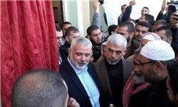 «هنیه» رئیس دفتر جدید حماس در غزه را افتخار حماس خواند