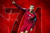 همه نگاهها در جام کنفدراسیونها به رونالدو