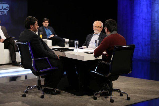 مناظره تلویزیونی با موضوع روابط ایران و آمریکا پس از ترامپ