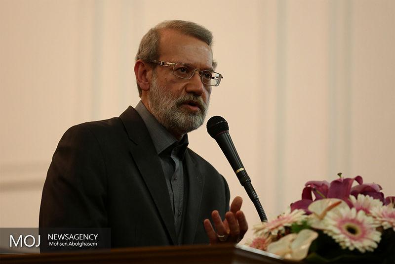 پیام لاریجانی به سران کشورهای اسلامی