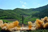 کره جنوبی فیلمی از آزمایش موشکی جدید خود منتشر کرد