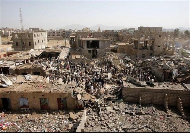 کشته شدن ۱۲ یمنی در جنایت جدید عربستان در غرب تعز