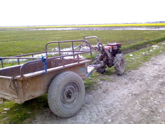 اجرای طرح ایمن سازی ادوات کشاورزی در روستاهای منتخب گیلان