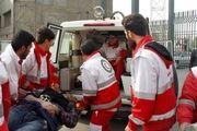 امدادرسانی هلال احمر به 173 حادثه دیده در اصفهان