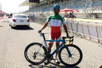 دومین مدال برنز ایران در دوچرخه سواری جاده قهرمانی آسیا