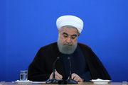 روحانی قهرمانی تیم وزنه برداری جوانان را تبریک گفت