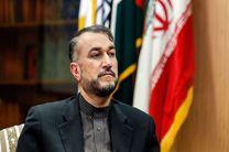 امیرعبداللهیان برای شرکت در نشست منطقهای حمایت از عراق وارد بغداد شد
