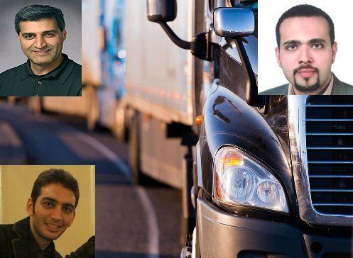 سامانهای برای شکار انرژی وسایط نقلیه خدماتی