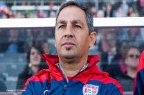 نمازی: شک ندارم تیم ملی، ازبکستان را میبرد/ صعود به نیمهنهایی نتیجه خوبی برای آمریکا است