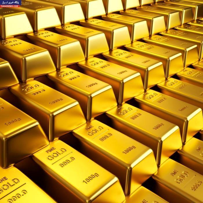 قیمت طلا 0.3 درصد افزایش یافت