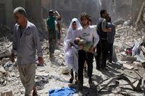 هفت کشته در تازه ترین حملات موشکی تروریست ها به حلب