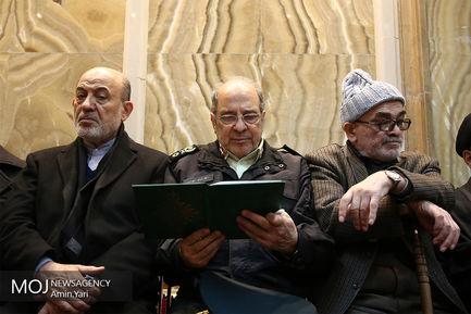 مراسم ختم محمدنبی حبیبی