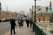منطقه الخضراء در مرکز بغداد بازگشایی شد