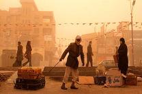 پیش بینی کاهش جزئی دما و گرد و غبار برای آسمان خوزستان