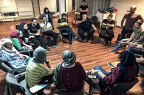 نمایش حریق در ایرانشهر اجرا میشود