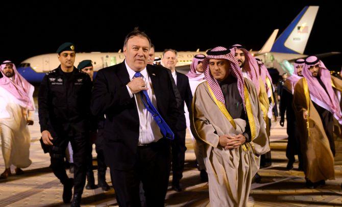 کشورهای عرب خلیج فارس باید علیه نفوذ ایران متحد شوند