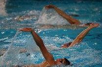 پایان کار شناگران ایران در روز دوم مسابقات شنای انتخابی المپیک