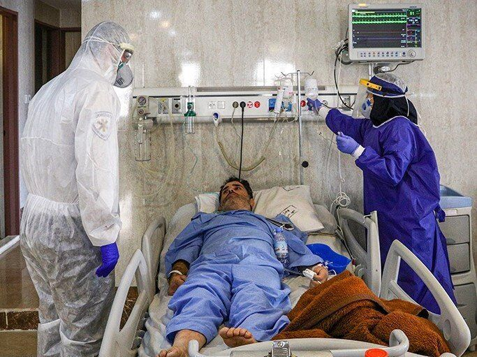 بستری شدن 12 بیمار جدید کرونایی در کاشان