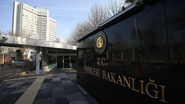 واکنش تند ترکیه به حمله علیه سفارت عراق