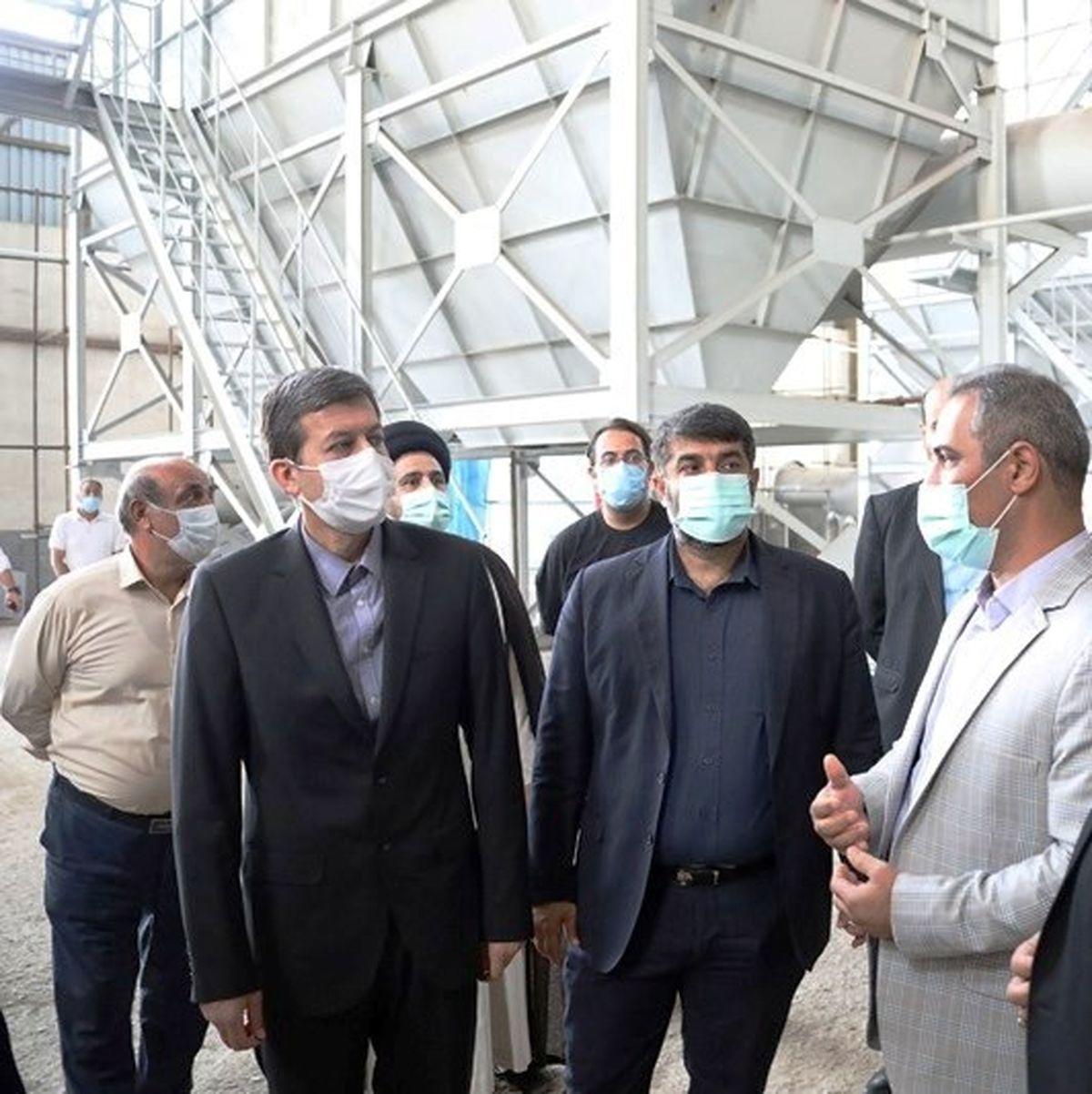 راه اندازی اولیه نیروگاه زبالهسوز ساری تا پایان امسال