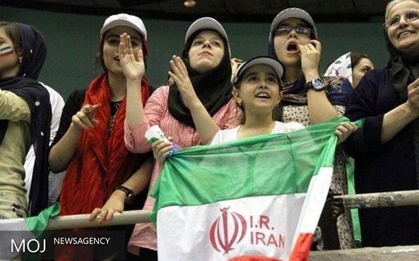 ست چهارم ۲۵ بر ۲۲ به سود ایران