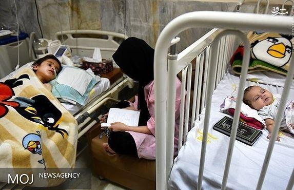 برپایی بیمارستان تک تخصصی اطفال تهران / کودکان رایگان ویزیت میشوند