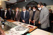 دیگر هنری که در جشنواره ها می بینیم هنر تهران یا هنر شهرهای بزرگ نیست/تنوع و کیفیت دو ویژگی جشنواره تجسمی امسال بود