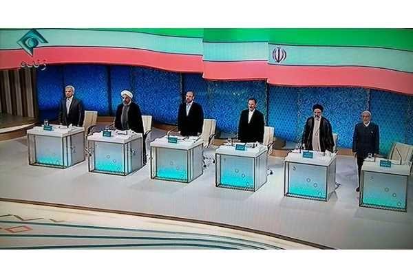 برنامههای انتخاباتی به نفع مناظره کنار کشیدند