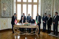 سند همکاری فرهنگی بین ایران و اتریش امضا شد