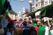 معترضان الجزایری خواستار تعیین تکلیف اموال به سرقت رفته شدند