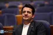 پاسخ  سفیر ایران در آذربایجان به پیام تبریک سخنگوی وزارت خارجه چین