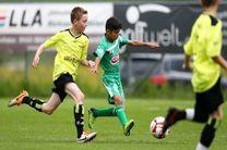 استعدادیابی سراسری دانش آموزان فوتبالیست کشور در رامسر آغاز شد