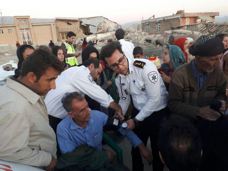 واکسن آنفلوانزا به بیش از 19 هزار نفر در مناطق زلزلهزده کرمانشاه تزریق شد