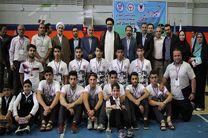 تیم فوتسال دانش آموزی گیلان قهرمان المپیاد ورزشی سما شمال کشور شد
