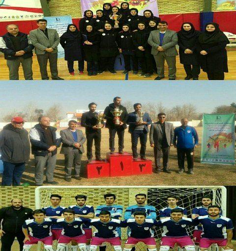 مسابقات ورزشی دانشگاههای کشور در مشهد پایان یافت