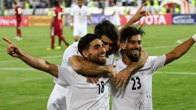 سایت AFC از تیم ملی فوتبال ایران تمجید کرد