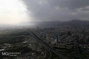 کیفیت هوای تهران ۲۰ فروردین ۹۹/ شاخص کیفیت هوا به ۵۱ رسید