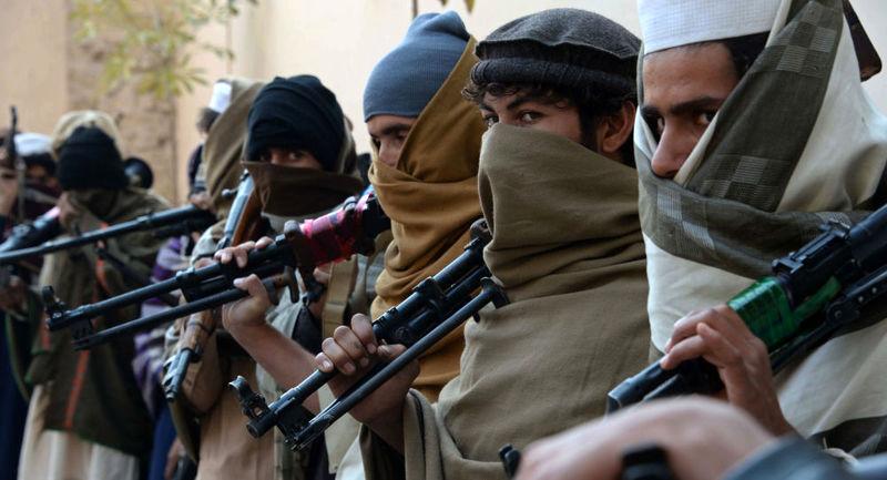 حمله طالبان به کاروان نیروهای خارجی در پروان 8 کشته بر جای گذاشت