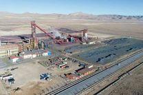 ثبت رکورد روزانه تولید در واحد احیا مستقیم فولاد سفیددشت