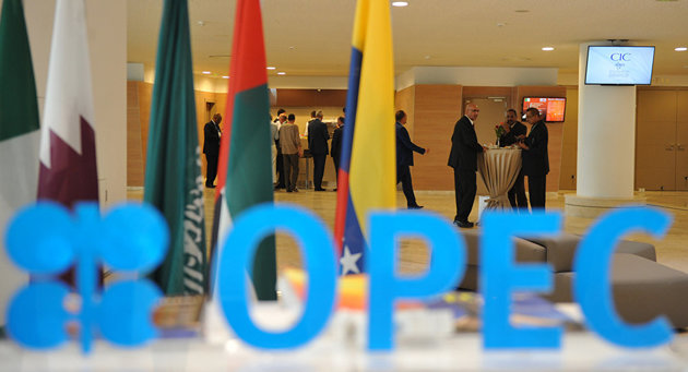تولید نفت اوپک در ژانویه ۲۰۱۷ یک میلیون بشکه کاهش یافت