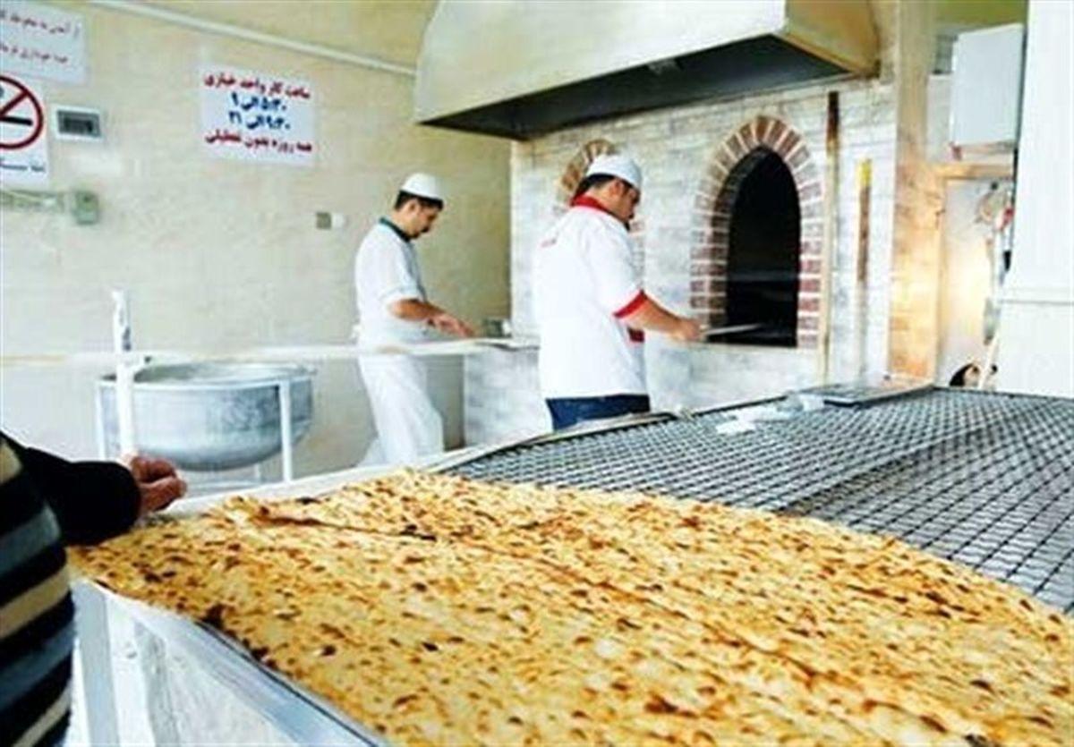 نان ۵۰ درصد گران شد