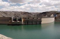 آبگیری 58 درصدی حجم مخزن سد زاینده رود در اصفهان