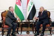 دیدار عبدالله دوم با نخست وزیر عراق
