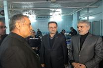 نوبخت از مجتمع توانبخشی معلولان ذهنی تهران بازید کرد